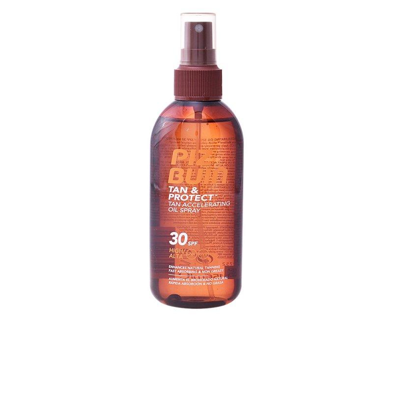 Piz Buin Tan & Protect Oil Spray SPF30 Corporales 150ml