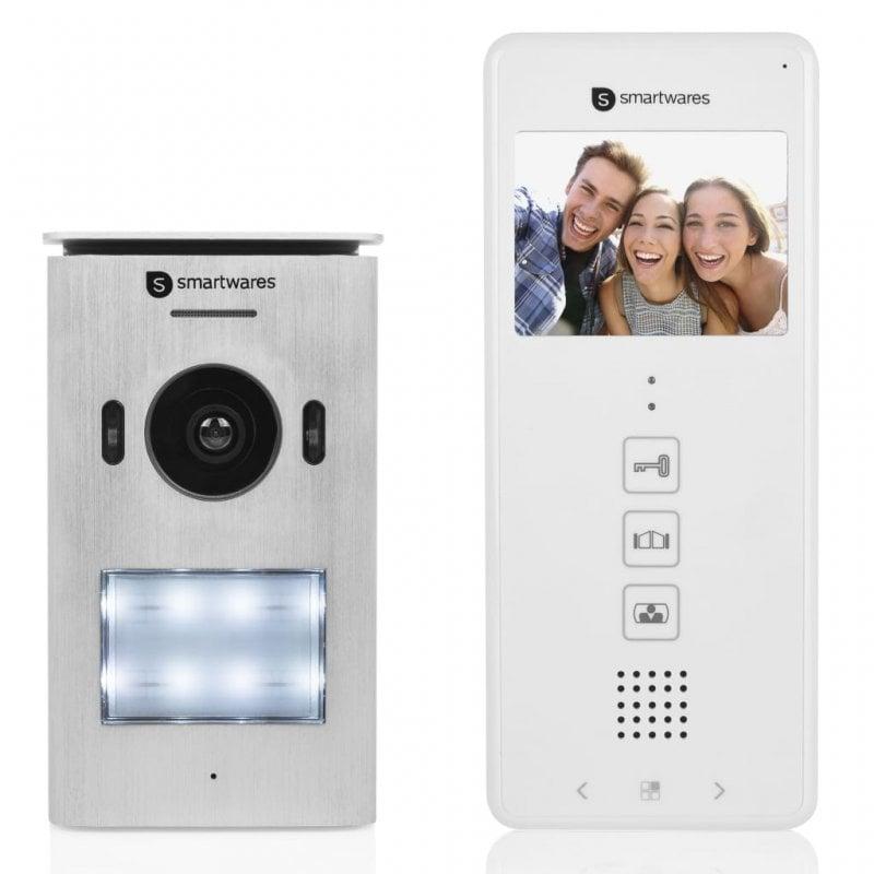 Smartwares DIC-22112 Intercomunicador Con Vídeo