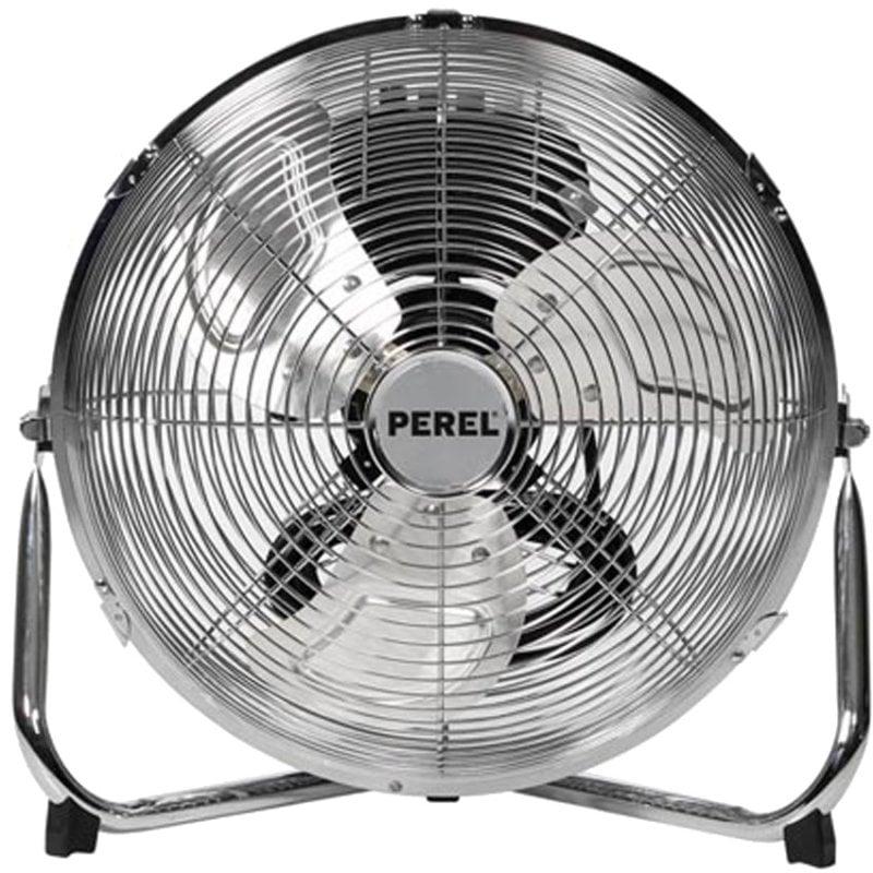 Perel CFANF30N Ventilador De Suelo 55W Cromado