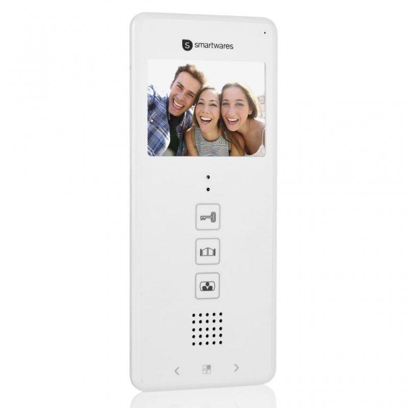 Smartwares DIC-22102 Intercomunicador Con Vídeo