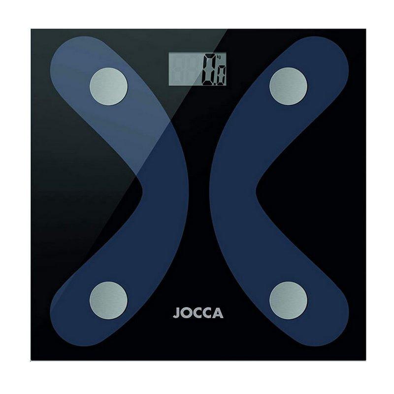 Jocca 1440 Báscula De Baño Negro