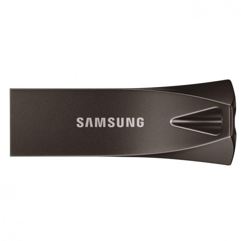 Samsung Bar Titan Plus 64GB USB 3.1 Gris