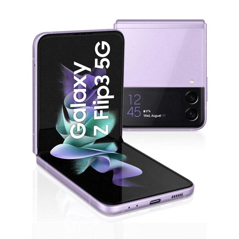 Samsung Galaxy Z Flip3 5G 8/256GB Violeta Libre
