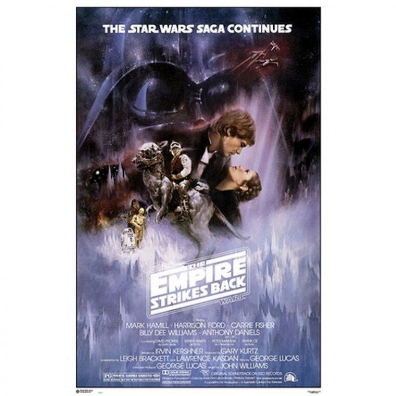 Erik Maxi Póster Star Wars El Imperio Contraataca 91.5x61cm