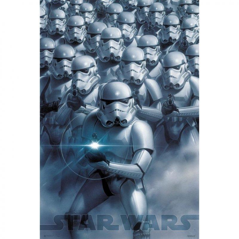 Erik Maxi Póster Star Wars Stormtroopers 91.5x61cm