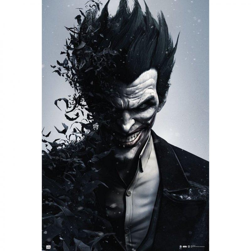 Erik Maxi Póster Batman Joker 91.5x61cm