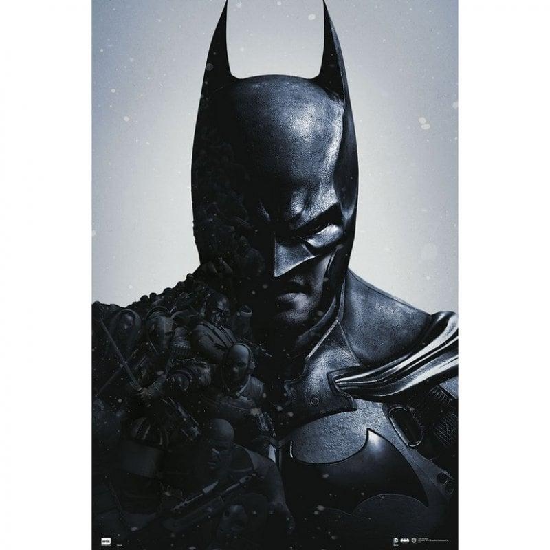 Erik Maxi Póster Batman Busto 91.5x61cm