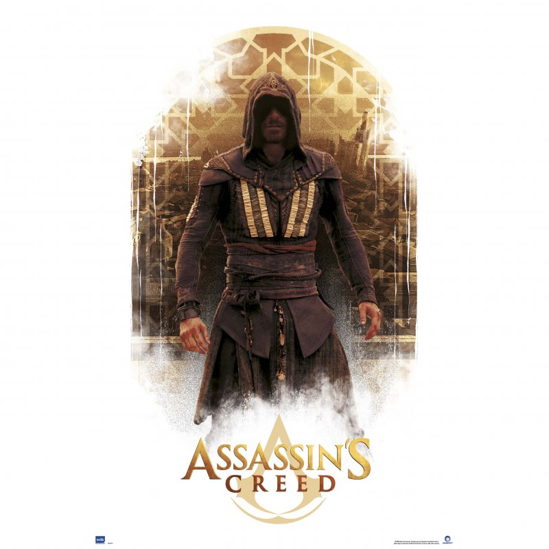 Erik Maxi Póster Assassin's Creed 91.5x61cm