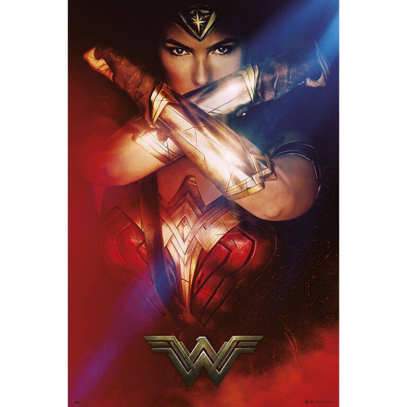 Erik Maxi Póster Wonder Woman Brazalete 91.5x61cm