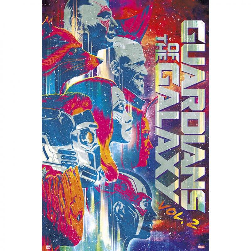 Erik Maxi Póster Guardianes De La Galaxia Vol. 2 91.5x61cm