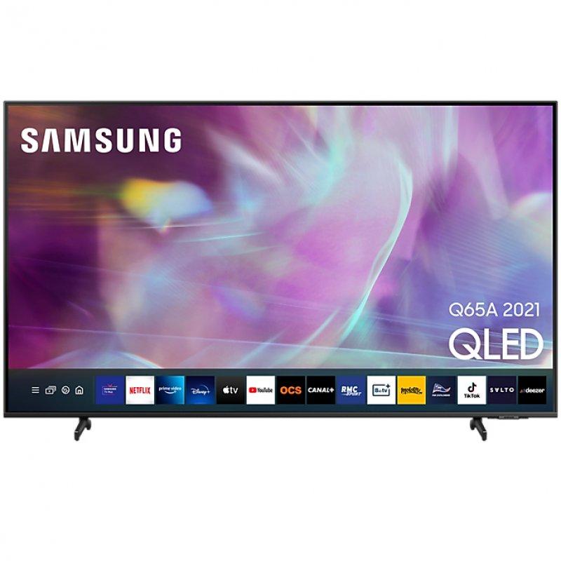 """Samsung QE65Q65AAUXXC 65"""" QLED 4K UltraHD"""