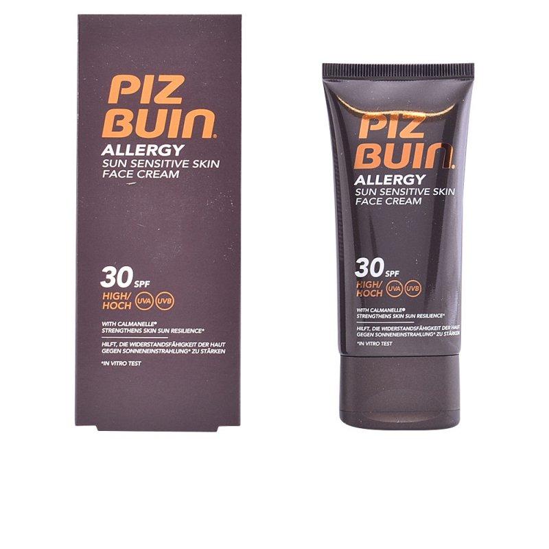 Piz Buin Allergy Face Cream SPF30 Faciales 50ml