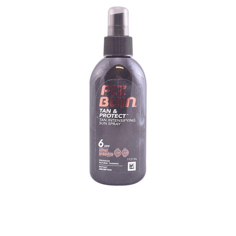 Piz Buin Tan & Protect Intensifying SPF6 Spray Corporales 150ml