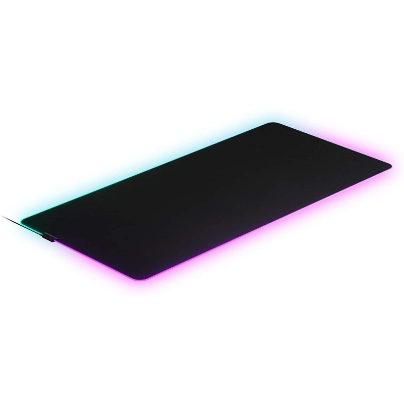 SteelSeries QcK Prism Cloth RGB Alfombrilla Gaming 3XL