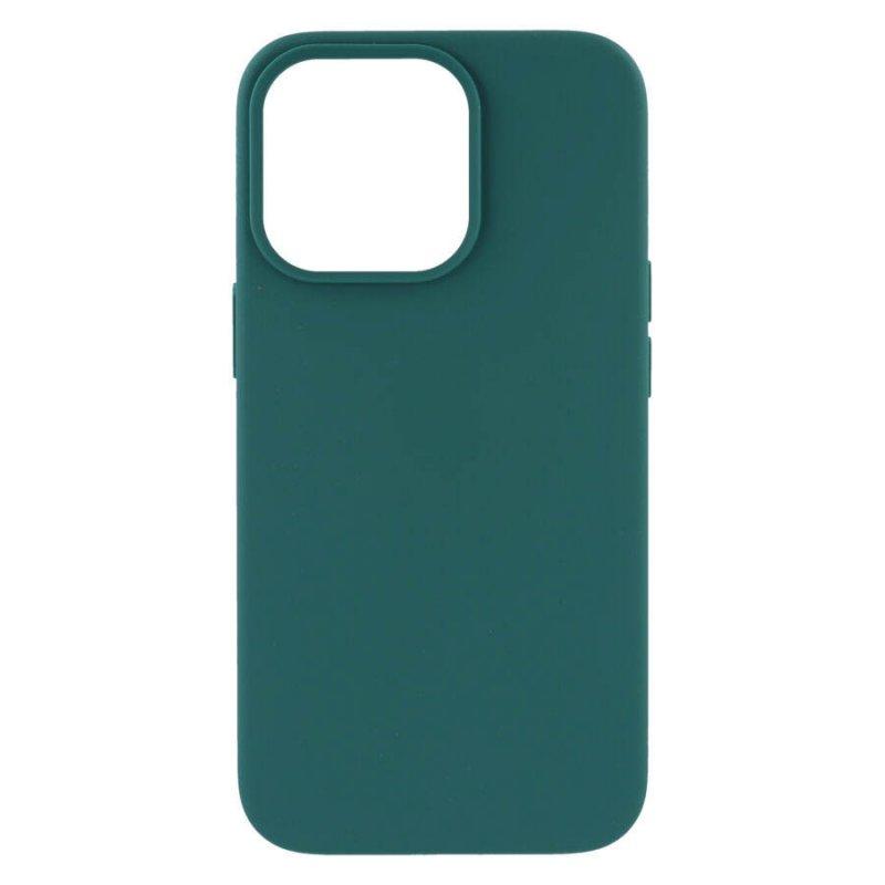 Funda Ultra Suave Verde para iPhone 13 Pro