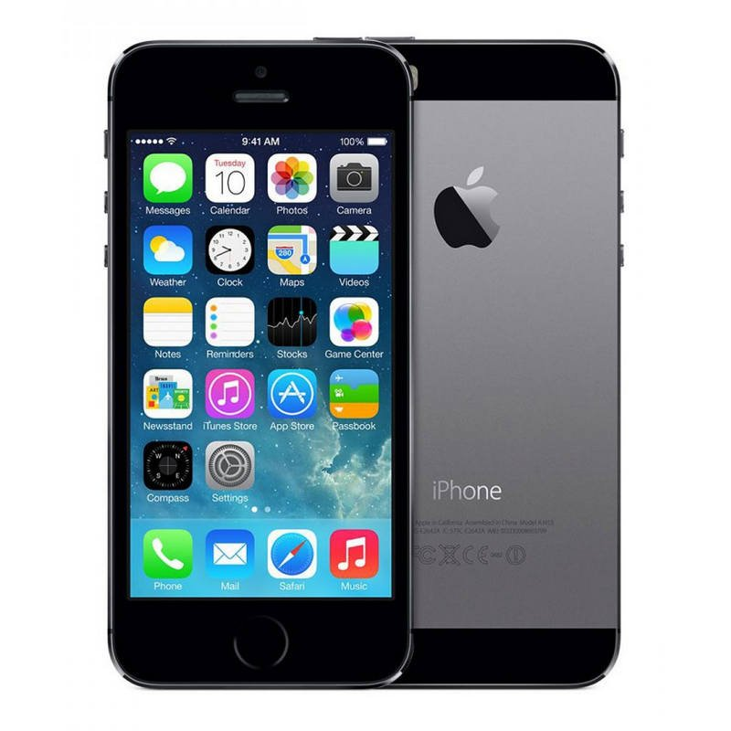 apple iphone 5s 16gb gris espacial libre. Black Bedroom Furniture Sets. Home Design Ideas