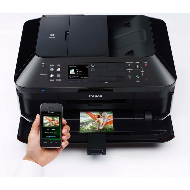 canon pixma mx925 fax wifi. Black Bedroom Furniture Sets. Home Design Ideas