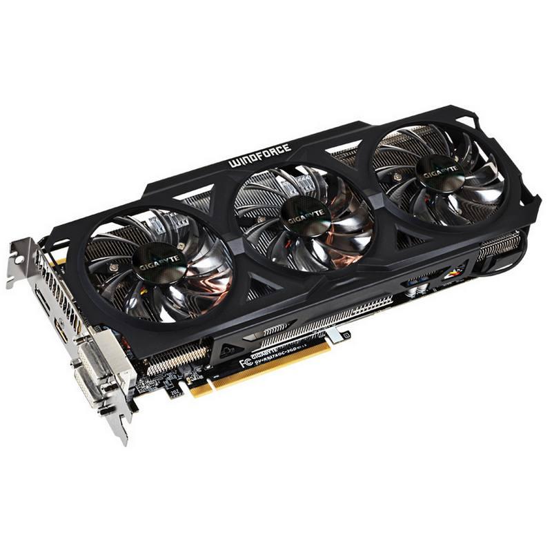 Gigabyte Radeon R9 270X 2GB OC GDDR5  PcComponentes