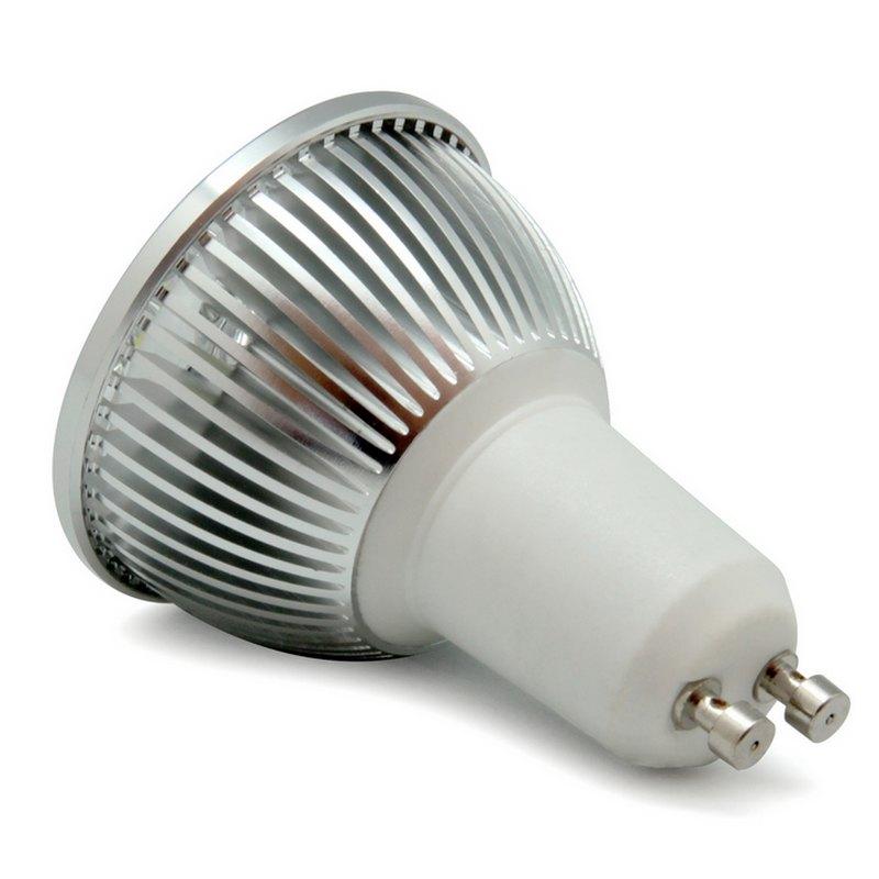 GU10 Luz LED Lúmens Bombilla 350 Fría 5W m80wyvnPNO