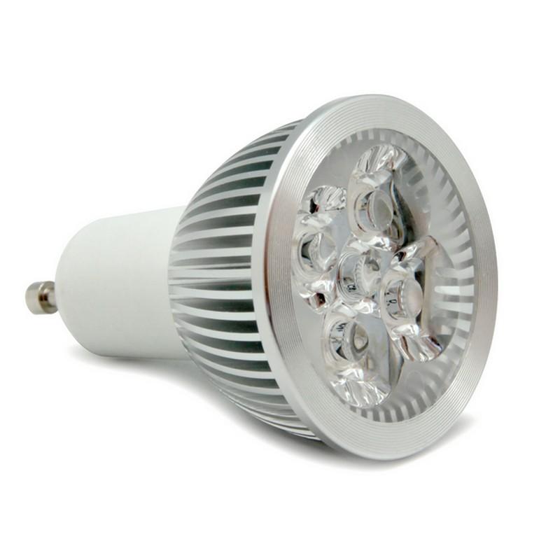 Bombilla led gu10 5w 350 l mens luz fr a - Bombilla led 5w ...