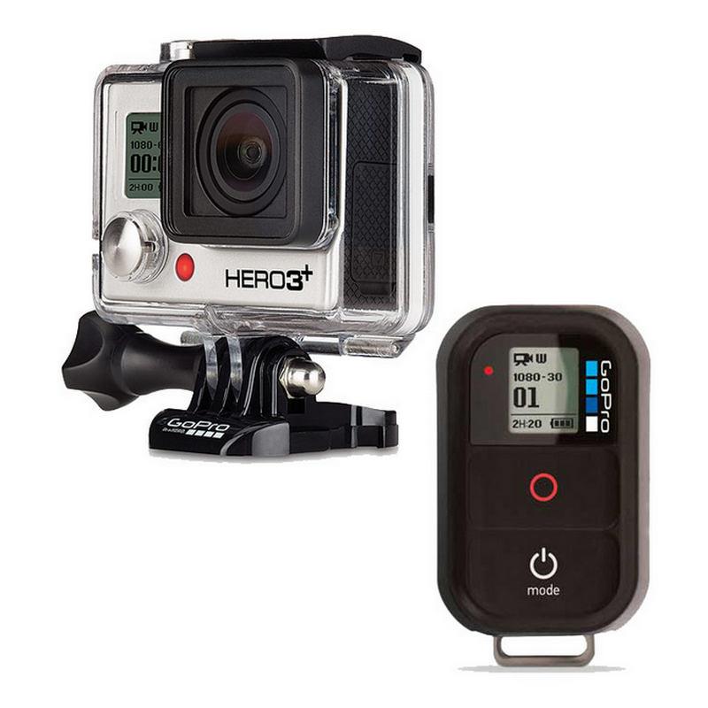 GoPro Hero 3+ Black Edition |PcComponentes