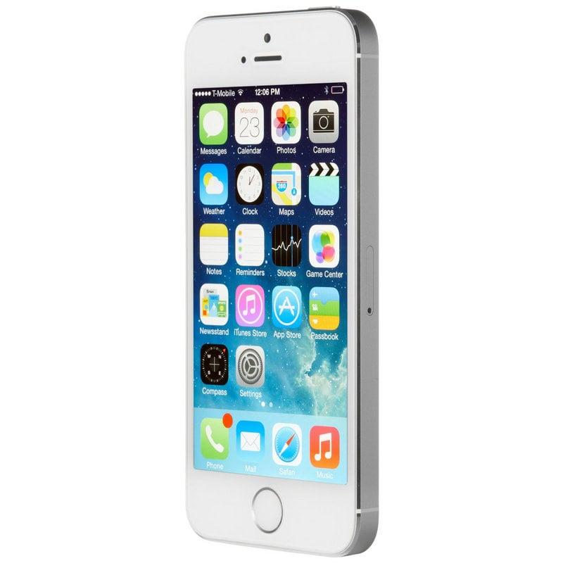 d4859fb866b Apple iPhone 5S 16GB Plata Libre