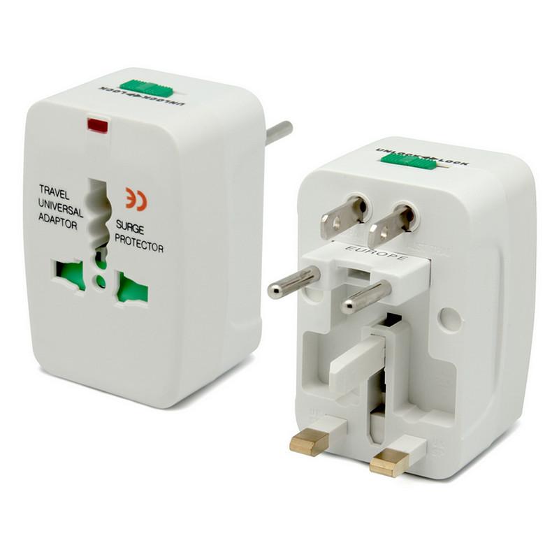 Resultado de imagen para adaptador universal de corriente para viaje