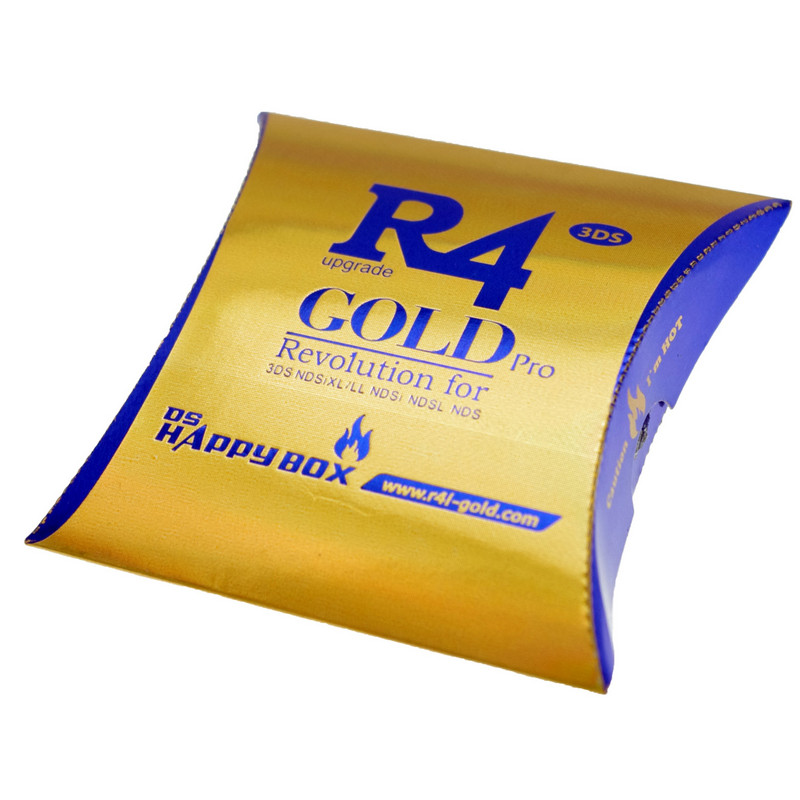 R4 Gold Pro para Nintendo 3DS |PcComponentes