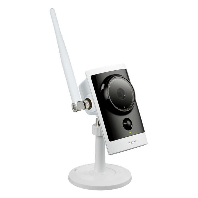 D link dcs 2332l c mara de seguridad hd wifi visi n for Camara de seguridad wifi