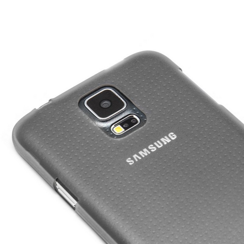 Funda TPU Ultraslim para Samsung Galaxy S5  PcComponentes