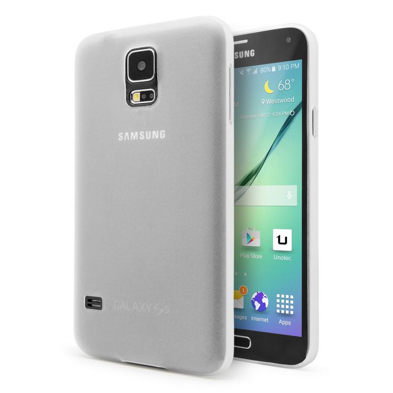 calidad superior obtener nueva como comprar Funda TPU Ultraslim para Samsung Galaxy S5 |PcComponentes
