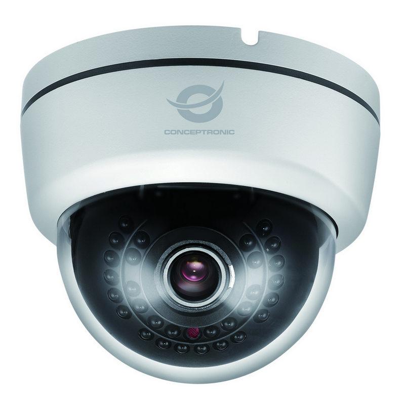 Conceptronic c mara de videovigilancia 700tvl dome cctv - Camaras de videovigilancia ...