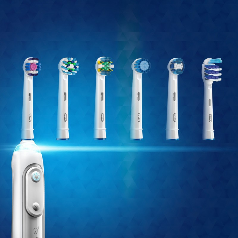 Oral-B EB 20-5 Precision Clean Pack 5 Recambios ce0bd5da3648