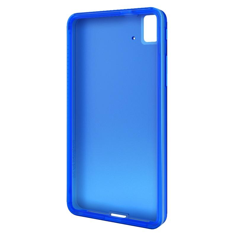 Bq funda gummie cover azul para aquaris e5 pccomponentes - Fundas aquaris 5 ...