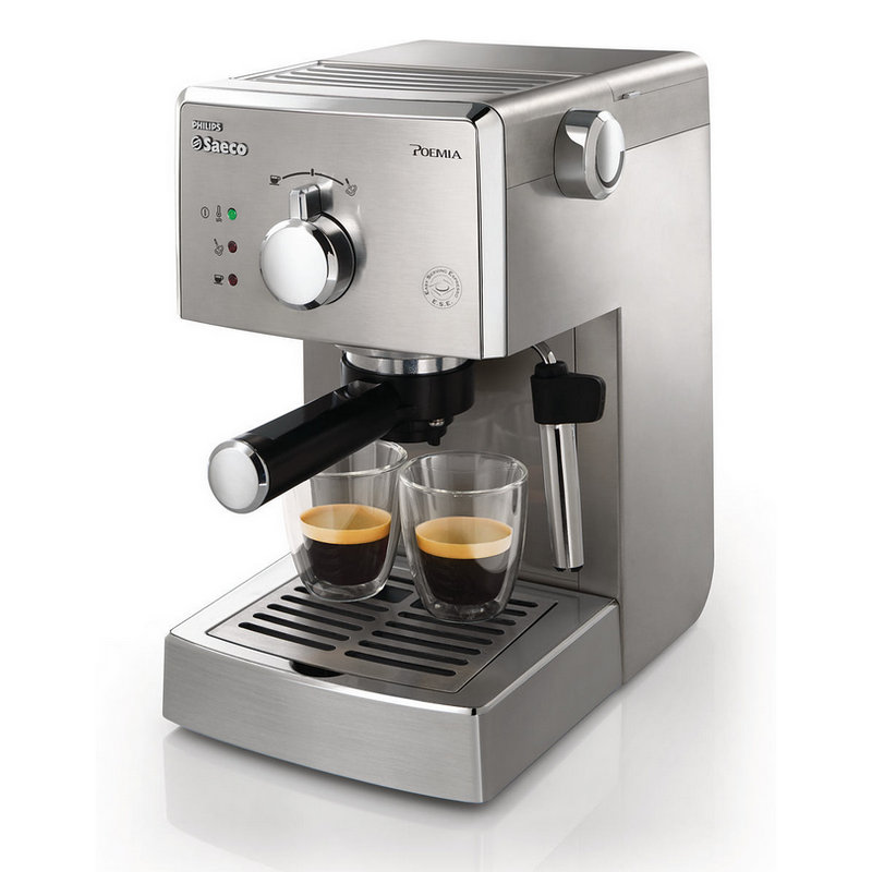 Philips Saeco HD8427 Poemia Cafetera Expreso |