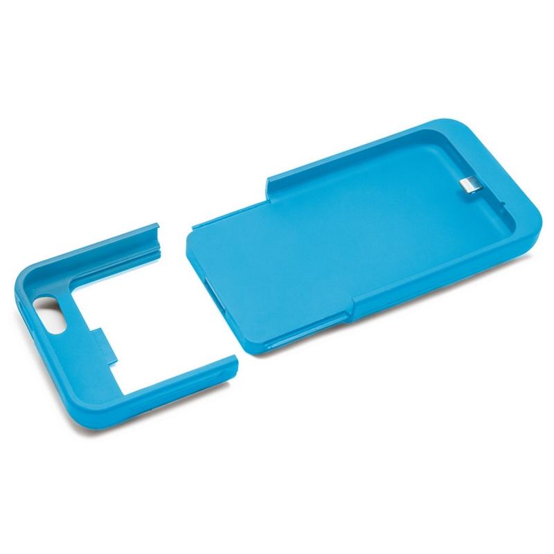 Funda bater a azul para iphone 5 5s 5c se pccomponentes for Funda bateria iphone