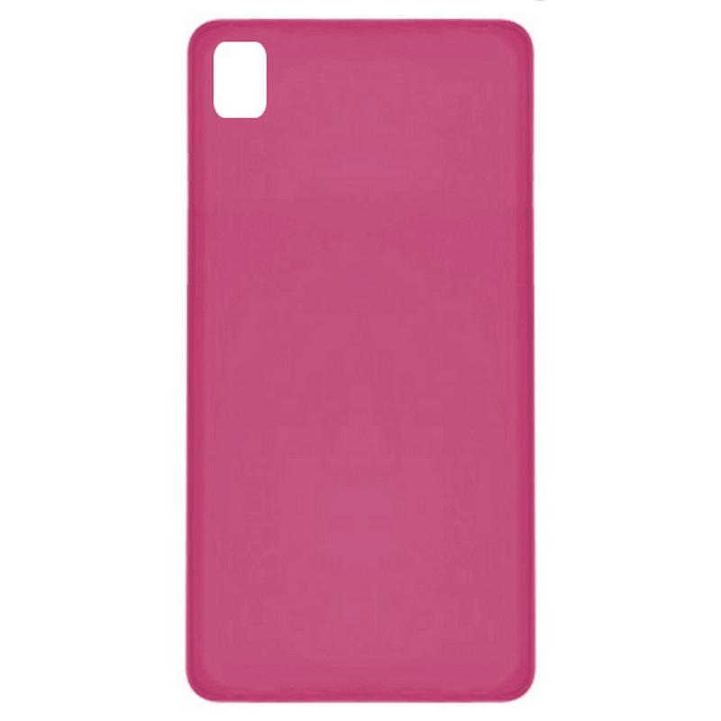 Funda silicona rosa bq aquaris e5 pccomponentes - Fundas aquaris 5 ...