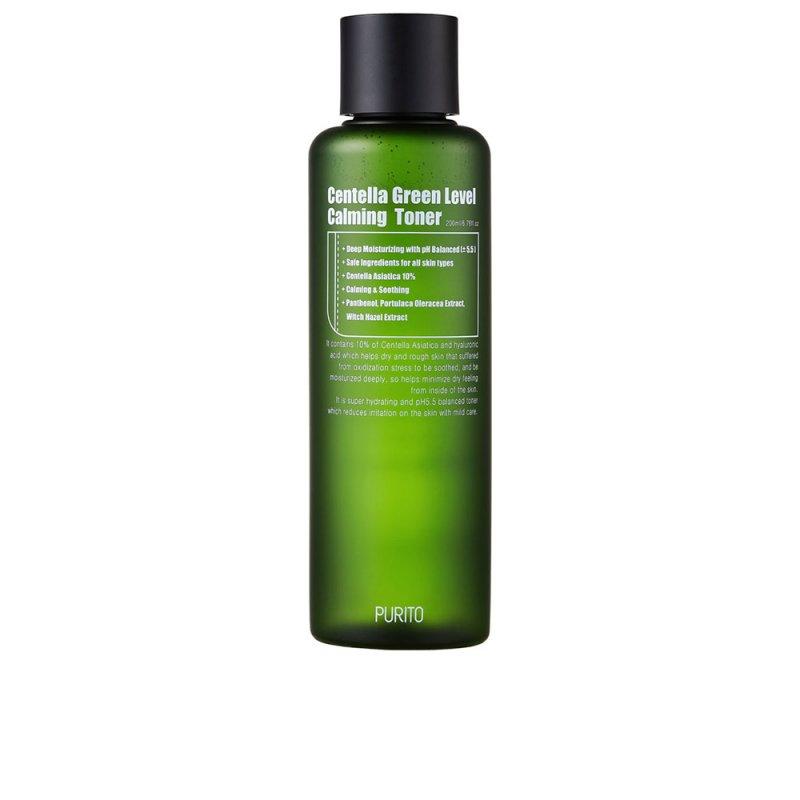 Purito Centella Green Level Recovery Calming Toner Tónico Facial 200ml