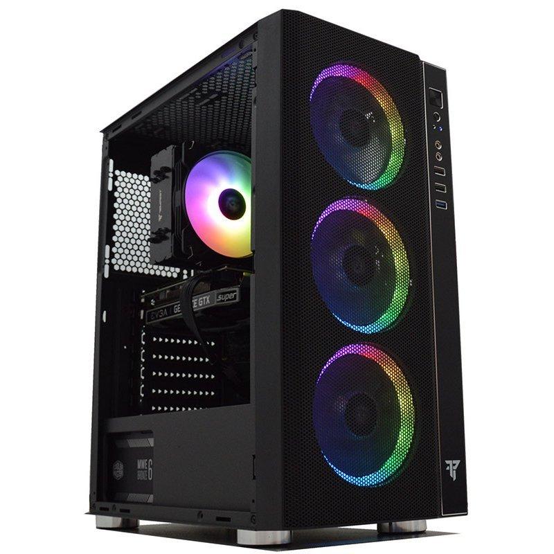 PcCom Silver Ultra Intel Core I7-11700/16GB/480SSD/1TB/GTX1660S