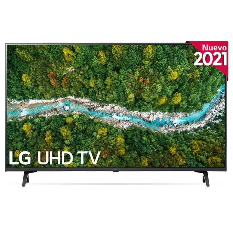 """LG 43UP76706LB 43"""" LED UltraHD 4K"""