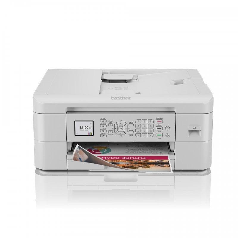 Brother MFC-J1010DW Impresora Multifunción Color Dúplex WiFi Fax