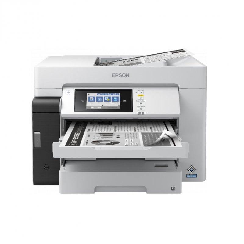 Epson EcoTank Pro ET-M16680 Impresora Multifunción Monocromo A3 Dúplex WiFi Fax