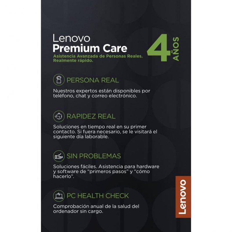 Lenovo Premium Care 4 Años Licencia Digital