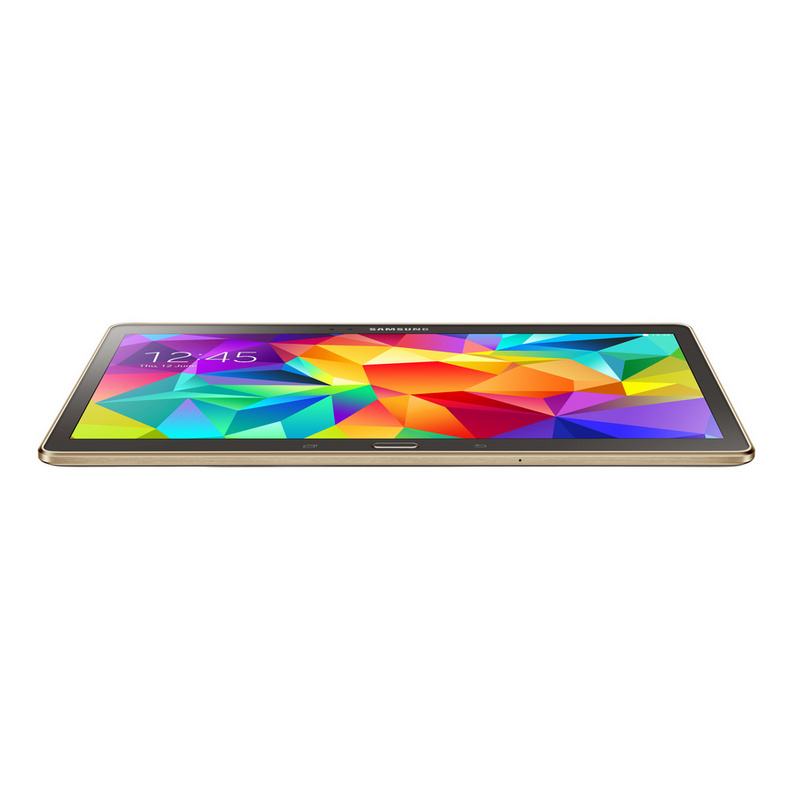 samsung galaxy tab s 10 5 16gb 4g bronce pccomponentes. Black Bedroom Furniture Sets. Home Design Ideas