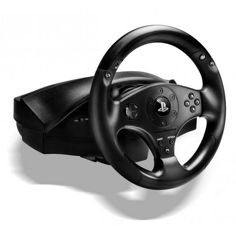 Image result for ps4 steering wheel t80
