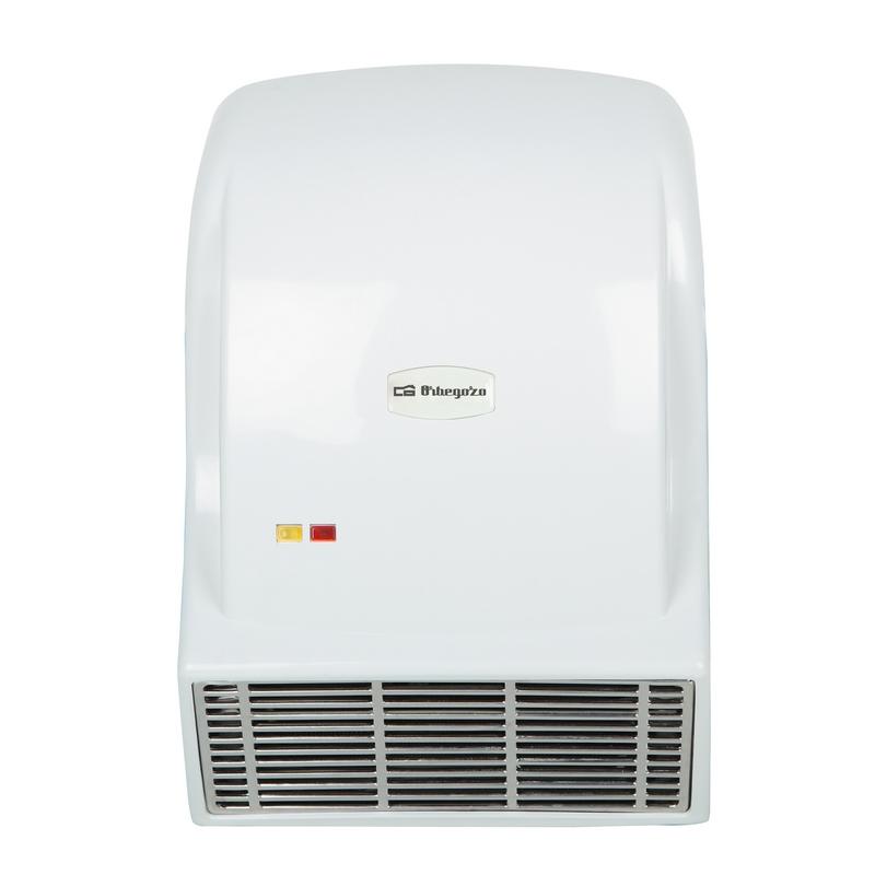 Orbegozo fb 2100 calefactor para ba o 2000w - Calefactor para bano ...