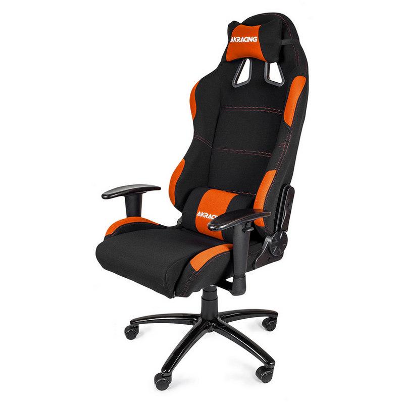 Akracing Ak 7012 Cadeira Gaming Preta Laranja