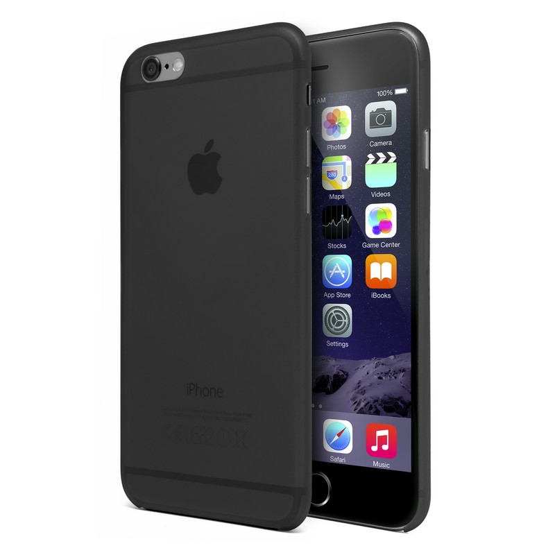 funda super slim gris para iphone 6 plus pccomponentes. Black Bedroom Furniture Sets. Home Design Ideas