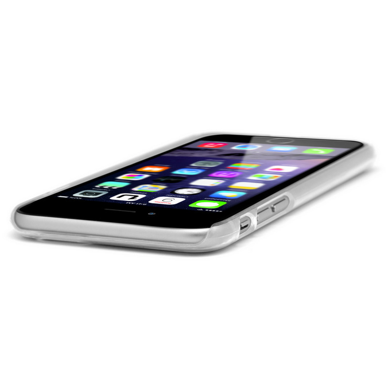 carcasa iphone 6s transparente rigida