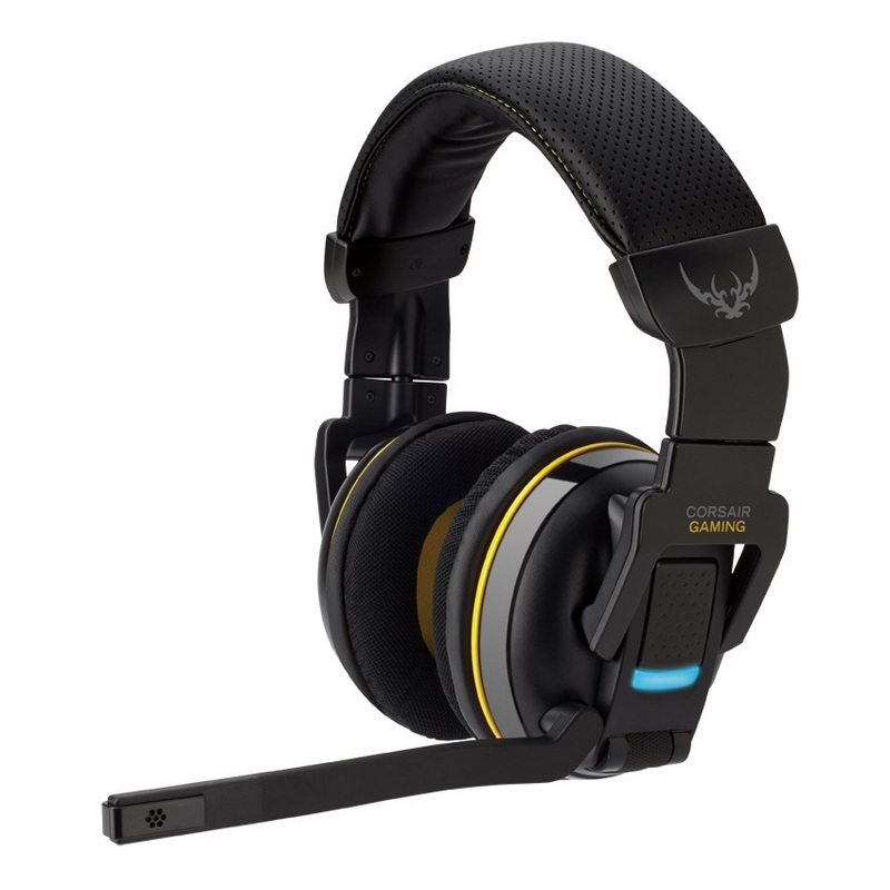 Corsair H2100 Wireless 7.1 Gaming Headset |PcComponentes